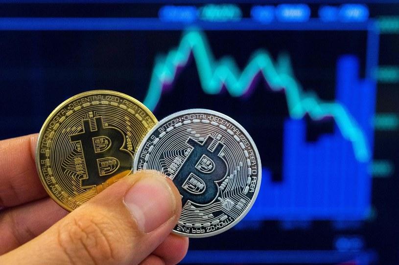 COVID uderzył również w bitcoina /AFP