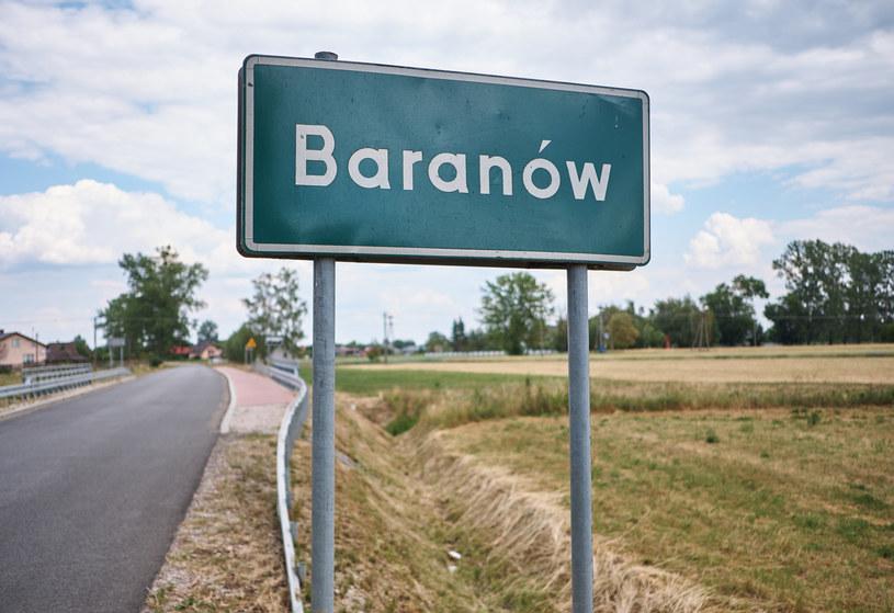 CPK ma powstać na terenie gmin Baranów, Teresin i Wiskitki /Bartosz Krupa /East News