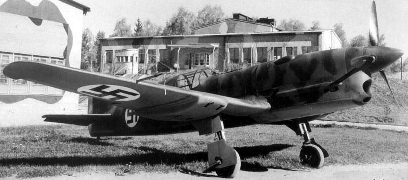 CR.714 w fińskich barwach /Wikimedia Commons /INTERIA.PL/materiały prasowe