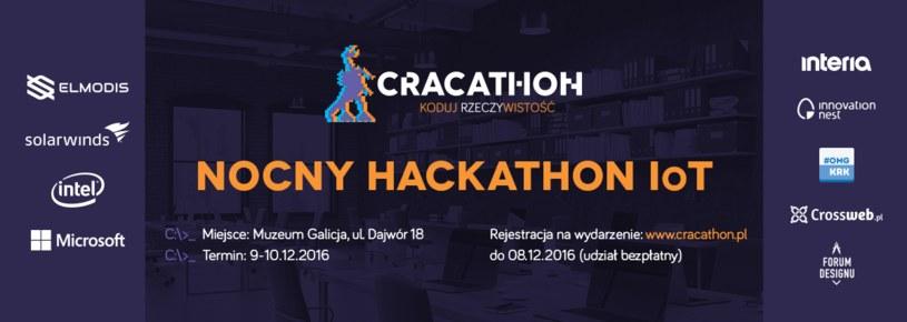 Cracathon /Cracathon /materiały prasowe