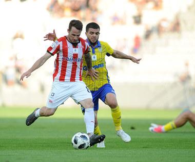 Cracovia - Arka Gdynia 0-0 w meczu 3. kolejki Ekstraklasy