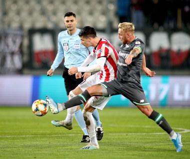 """Cracovia - Lechia 1-0. Peszkovicz: To był """"dziki"""" tydzień"""