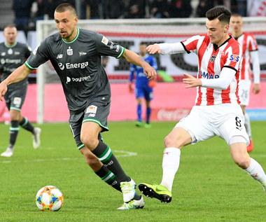 Cracovia - Lechia Gdańsk 2-0. Milan Dimun: Chcemy grać w europejskich pucharach