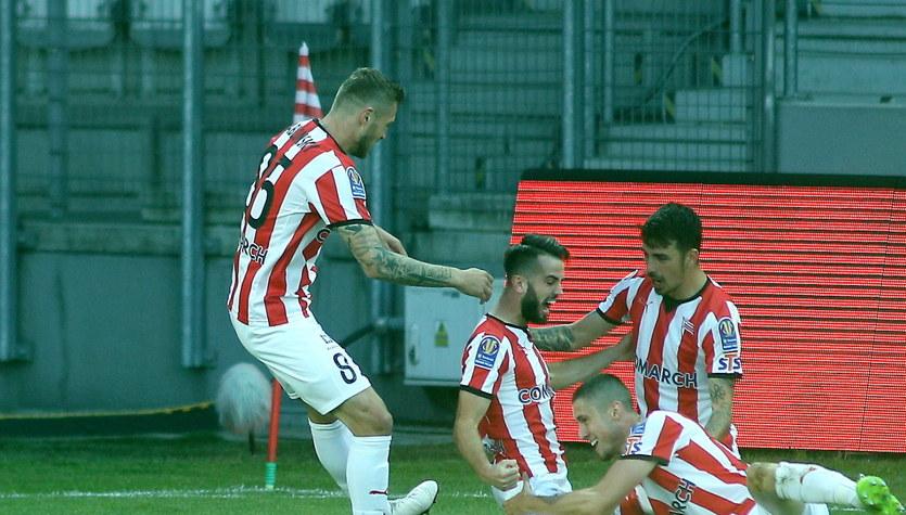 Cracovia - Legia Warszawa 3-0 w półfinale Pucharu Polski