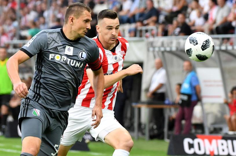 Cracovia - Legia Warszawa / Jacek Bednarczyk    /PAP