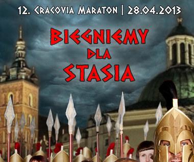 Cracovia Maraton: Spartanie pobiegną dla Stasia