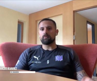 Cracovia. Marcos Alvarez: Dla mnie sytuacja jest trudna, nie mam mieszkania w Krakowie (ZDJĘCIA ELEVEN SPORTS). Wideo