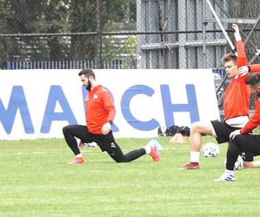 Cracovia. Piłkarze wrócili do treningów. Wideo