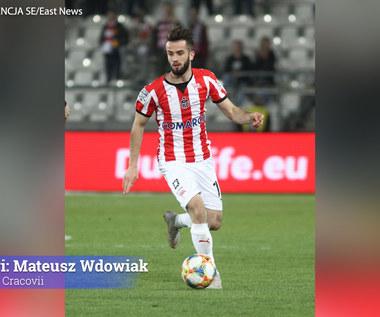 Cracovia. Wdowiak: Na start Ekstraklasy czekam z podekscytowaniem