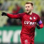 Cracovia - Wisła 0-2. Zatrzymano 27-latka, który rzucił butelką w Jakuba Błaszczykowskiego