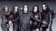 Cradle of Filth: Dani o płycie