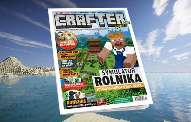 Crafter - magazyn do znalezienia już w kioskach /CD Action