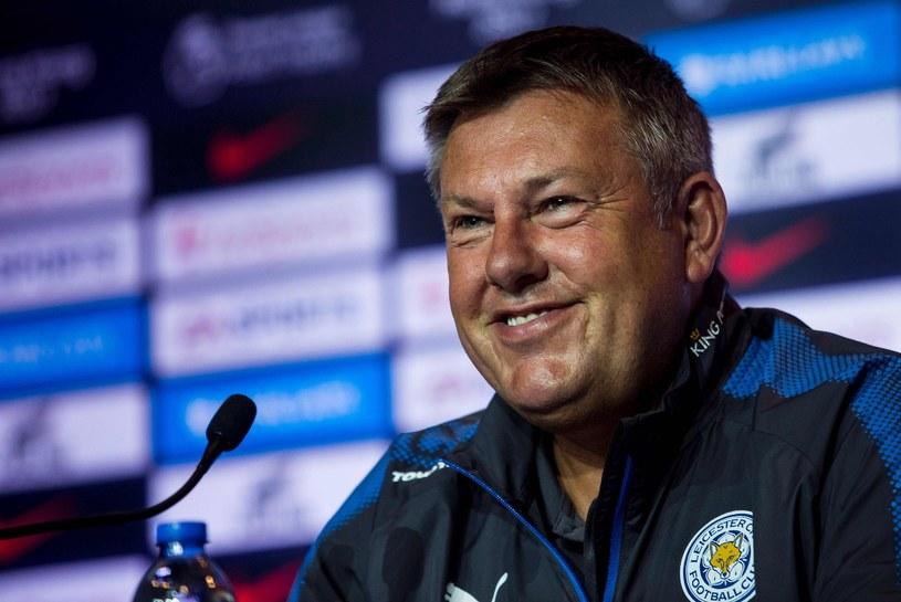 Craig Shakespeare nie jest już menedżerem Leicester City /AFP