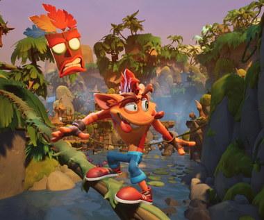 Crash Bandicoot 4: It's About Time ma zaoferować ponad 100 zróżnicowanych poziomów