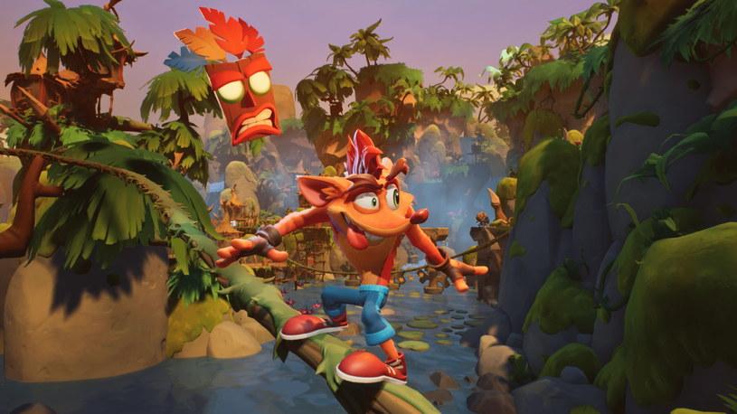 Crash Bandicoot 4: It's About Time /materiały prasowe