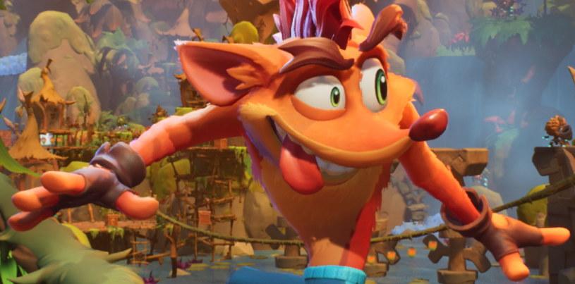 Crash Bandicoot 4 /materiały prasowe