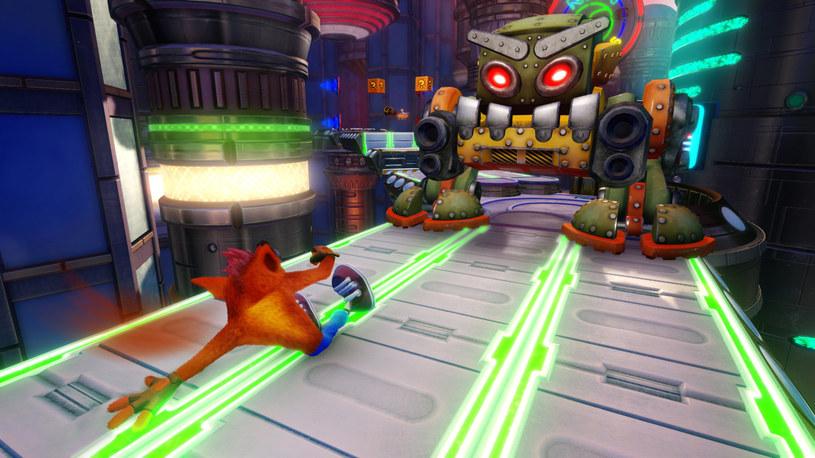 Crash Bandicoot N. Sane Trilogy /materiały prasowe