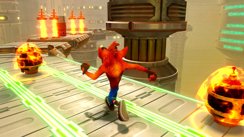 Crash Bandicoot N.Sane Trilogy /materiały prasowe