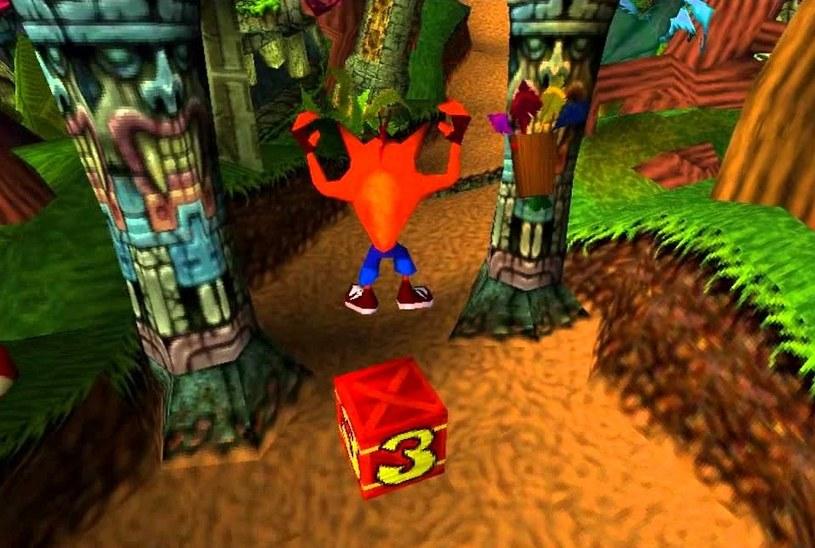 Crash Bandicoot /materiały prasowe