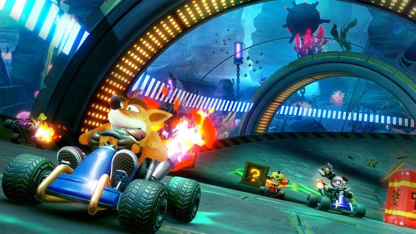 Crash Team Racing Nitro-Fueled /materiały prasowe