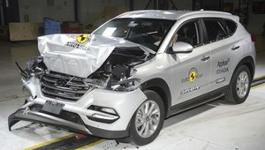 Crash test Tucsona, Karla i MX-5