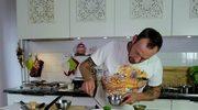 Crazy Chef Cooking: Kaszotto z grzybami