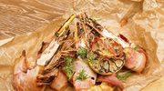 Crazy Chef Cooking: Krewetki z boczkiem