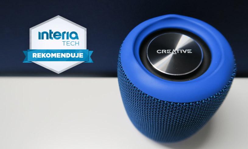 Creative Muvo Play otrzymuje REKOMENDACJĘ serwisu Interia Tech /INTERIA.PL