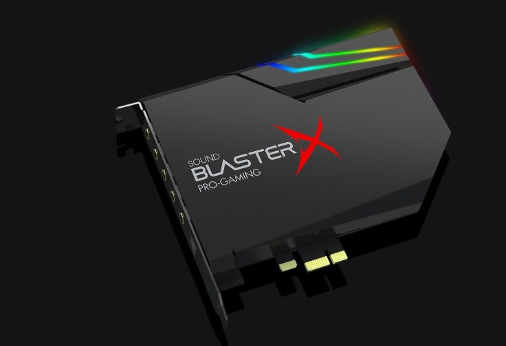 Creative Sound BlasterX AE-5 Plus /materiały prasowe