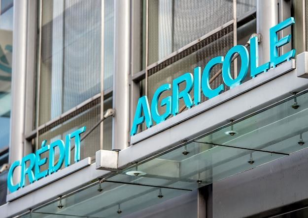 Credit Agricole podniósł w Polsce marże kredytowe /AFP