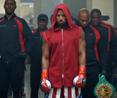 """Creed II"": Zapracowany Michael B. Jordan"