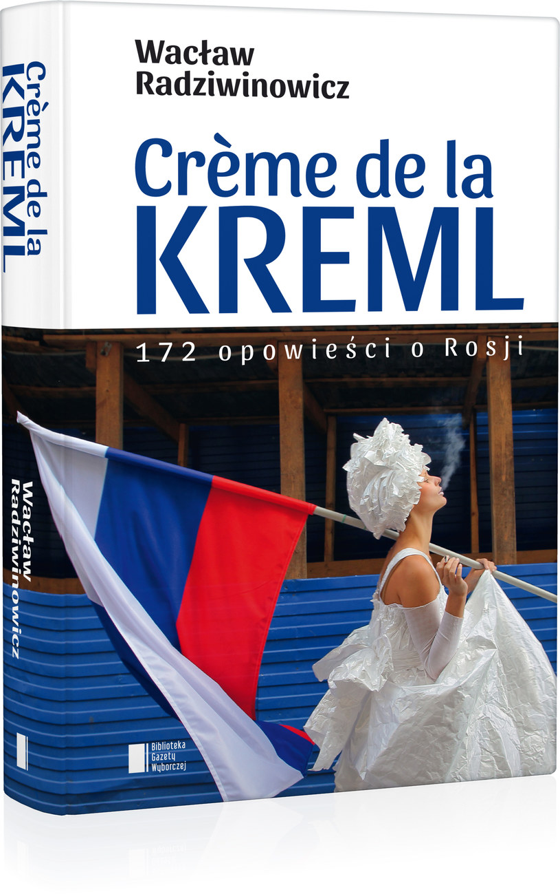Creme de la Kreml /materiały prasowe