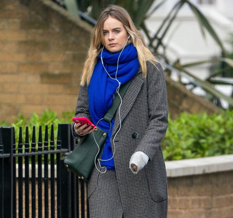 Cressida Bonas w 2014 r. zakończyła dwuletni romans z księciem Harrym /Matt Sprake / SplashNews.com/East News /East News