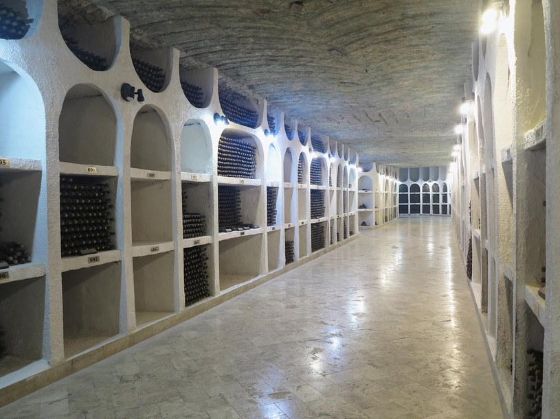 Cricova, jedne z najsłynniejszych piwnic winnych na świecie /123RF/PICSEL