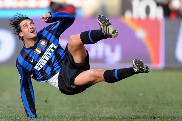 Cristian Chivu /AFP