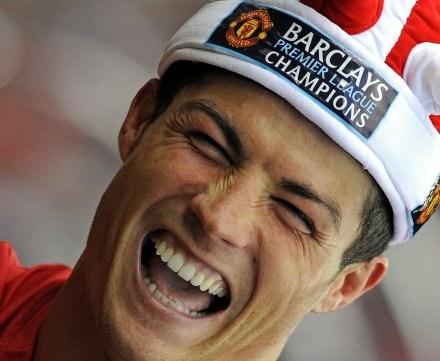 Cristiano dobrze się czuje w Manchesterze /AFP