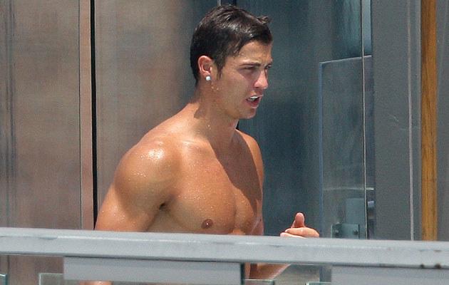 Cristiano Ronaldo  /Splashnews