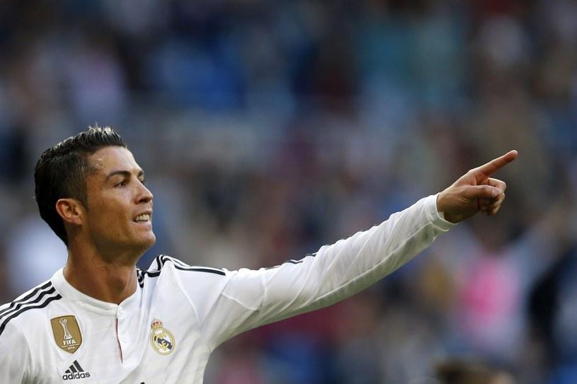Cristiano Ronaldo był bohaterem meczu Realu z Getafe /PAP/EPA