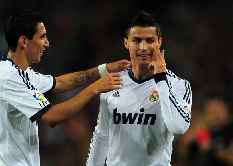 Cristiano Ronaldo - faworyt Jose Mourinho w wyścigu o Złotą Piłkę /AFP