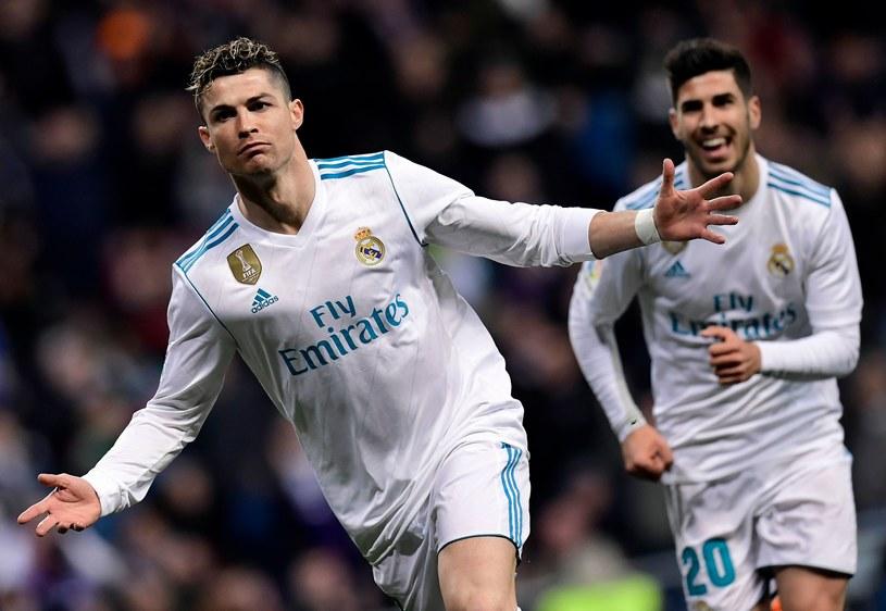 Cristiano Ronaldo goni Lionela Messiego /AFP
