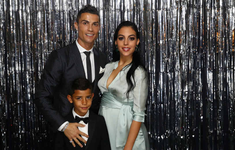 Cristiano Ronaldo i Georgina Rodriguez /Getty Images