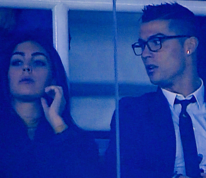 Cristiano Ronaldo i Georgina /SARJ / Splash News /East News