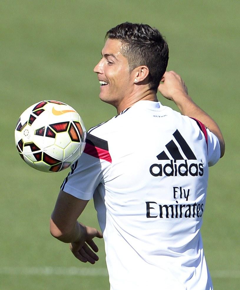 Cristiano Ronaldo i inni piłkarze Primera Division mają dużą oglądalność w Azji. /AFP