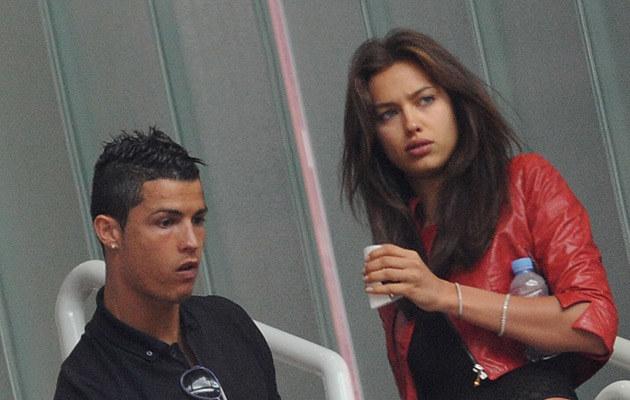 Cristiano Ronaldo i Irina Shayk rozstali się! /Denis Doyle /Getty Images