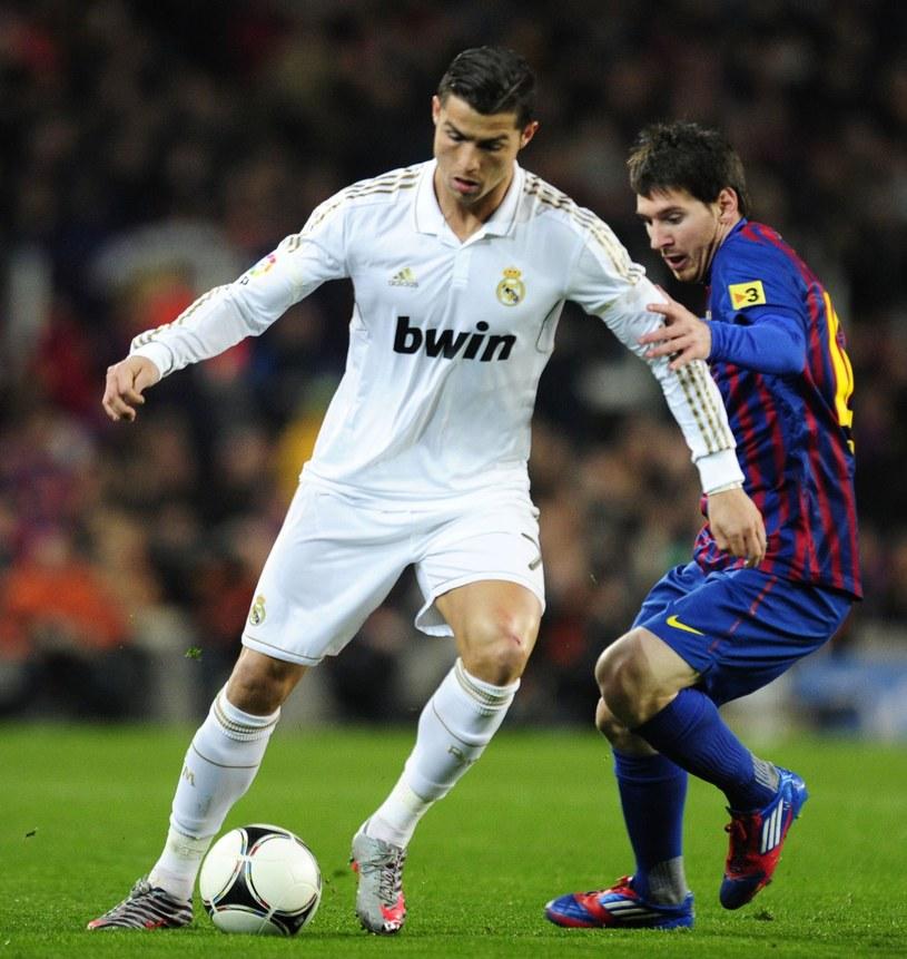 Cristiano Ronaldo i Leo Messi /AFP