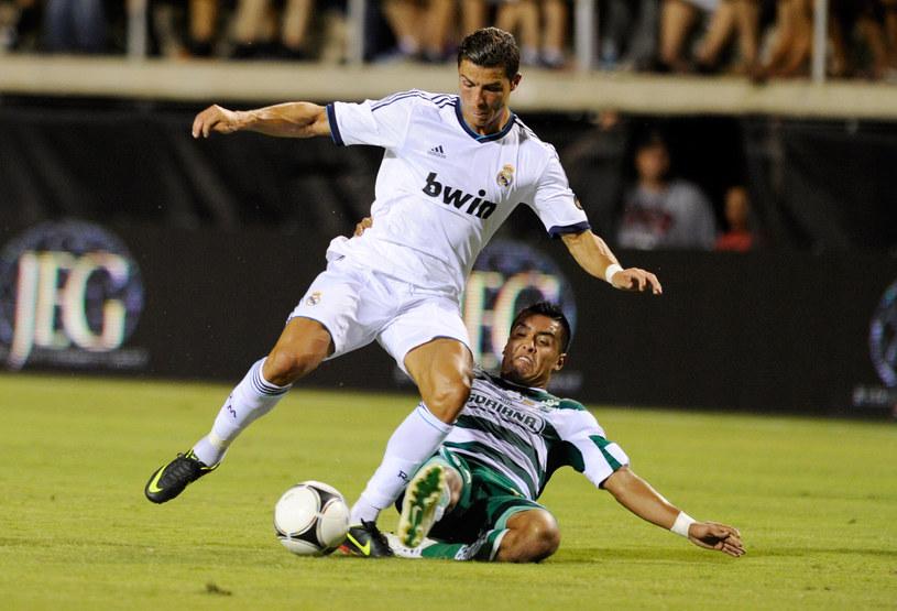 Cristiano Ronaldo i Real zostanie przetestowany przez Valencię /AFP