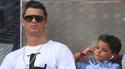 Cristiano Ronaldo: Jego syn nie zna swojej matki!