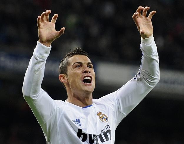"""Cristiano Ronaldo jest niesamowicie skuteczny w barwach """"Królewskich"""" /AFP"""