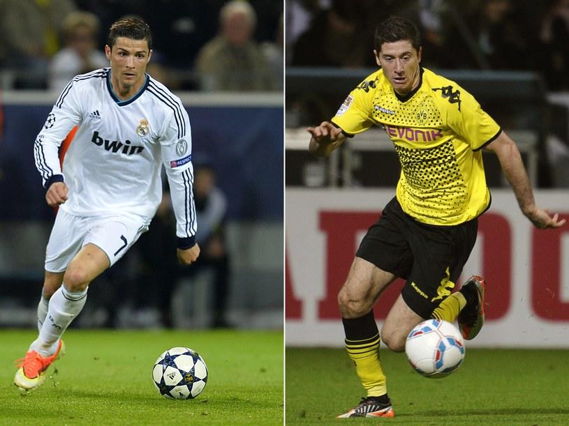 Cristiano Ronaldo już nie powiększy strzeleckiego dorobku. Robert Lewandowski nadal ma na to szansę /AFP