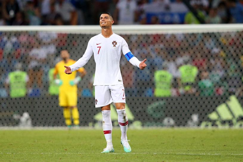 Cristiano Ronaldo kosztował fortunę i fortunę będzie zarabiał. To wzburzyło pracowników zakładów Fiata /Getty Images